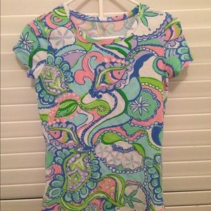 Lilly Pulitzer Conch Republic Top